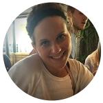 April Fisher Blogger