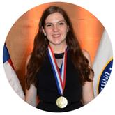 Danielle Newton, 2016 Presidential Scholar & QuestBridge Scholar, Princeton '20